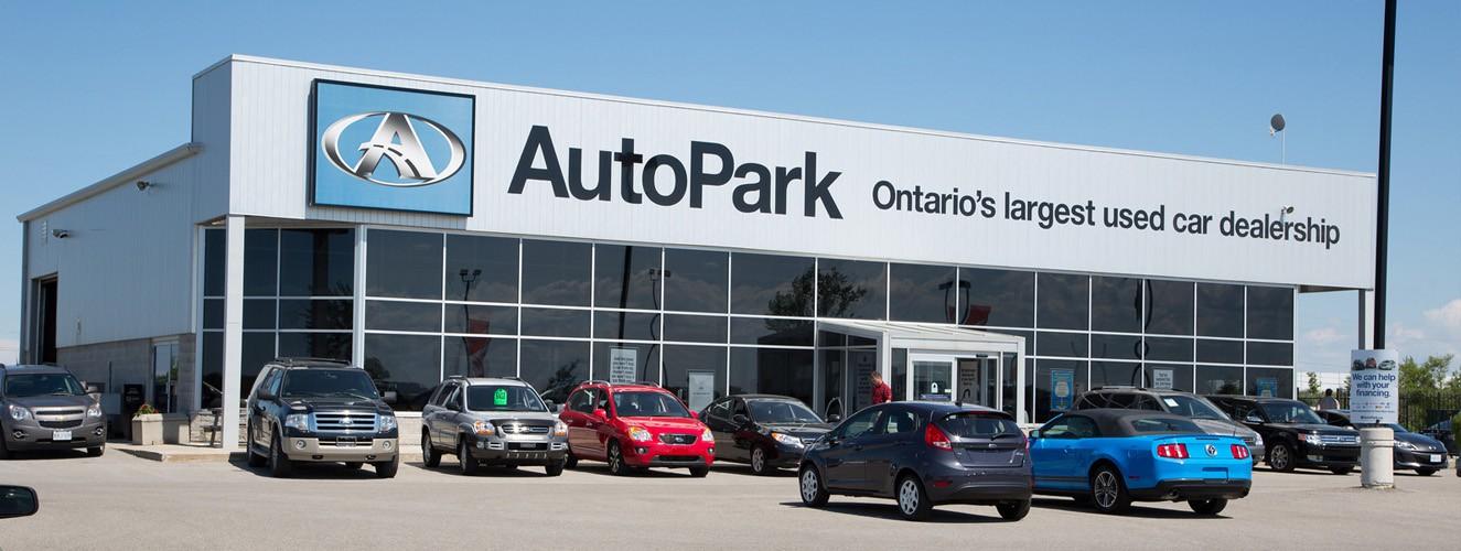 AutoPark-Barrie
