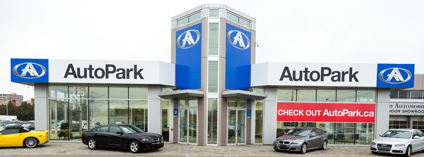 Used car dealership Autopark Mississauga