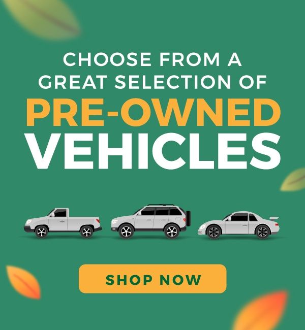 Pre Owned vehicles in Ontario